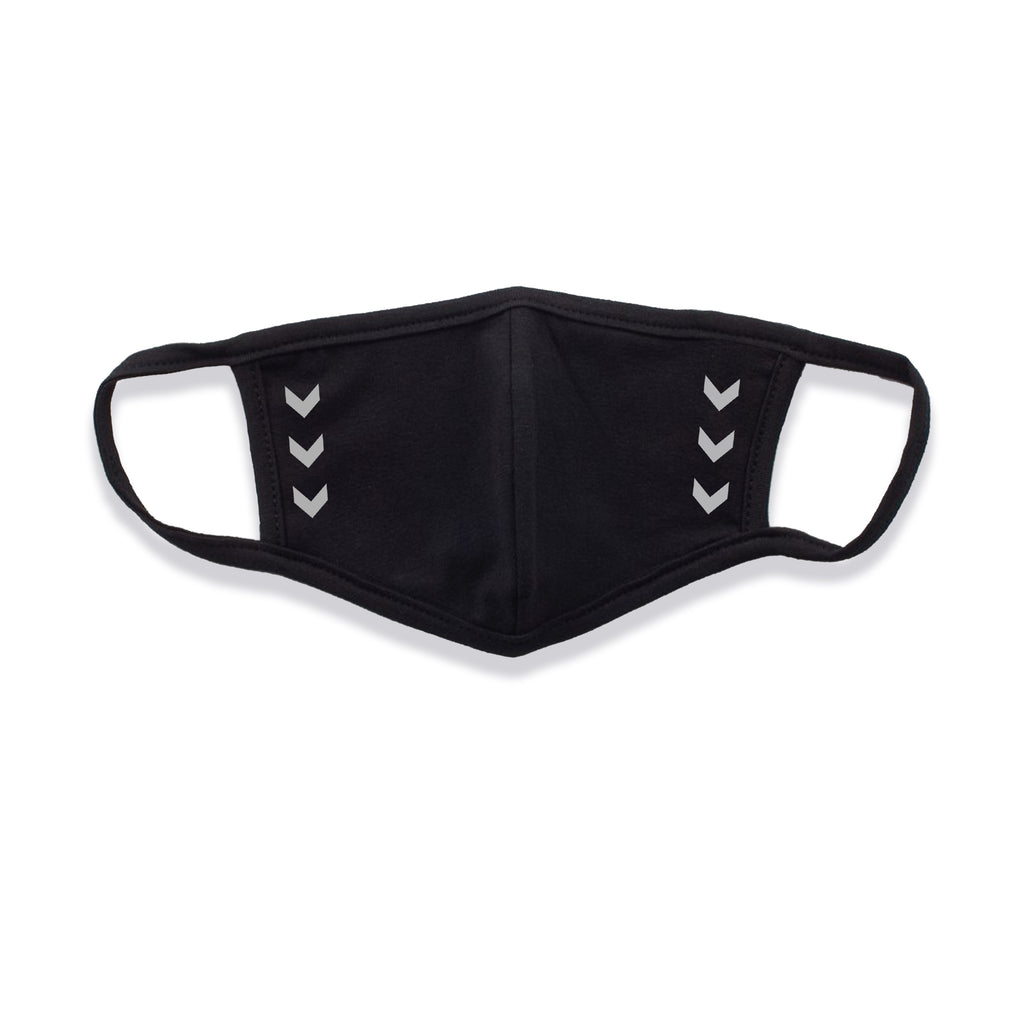 Arrows Face Mask (Black)