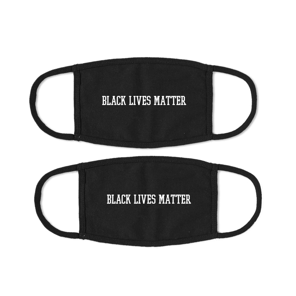 BLM FACE MASK (2-Pack)