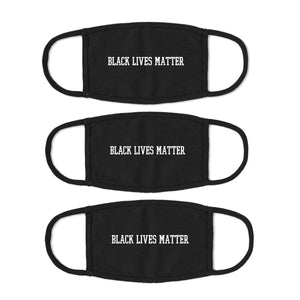 BLM FACE MASK (3-Pack)