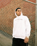 IN MY OWN LANE 3M Champion Hoodie (White)