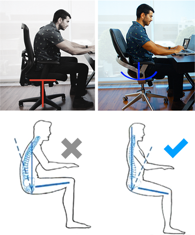 sitting-with-bad-posture-versus-good-posture