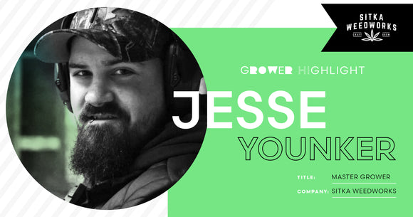 Ask A Grower: With Jesse Younker of Sitka Weedworks