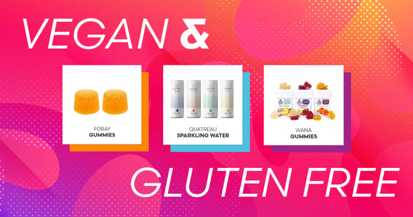 Vegan? Gluten-free? Do we have some treats for you!