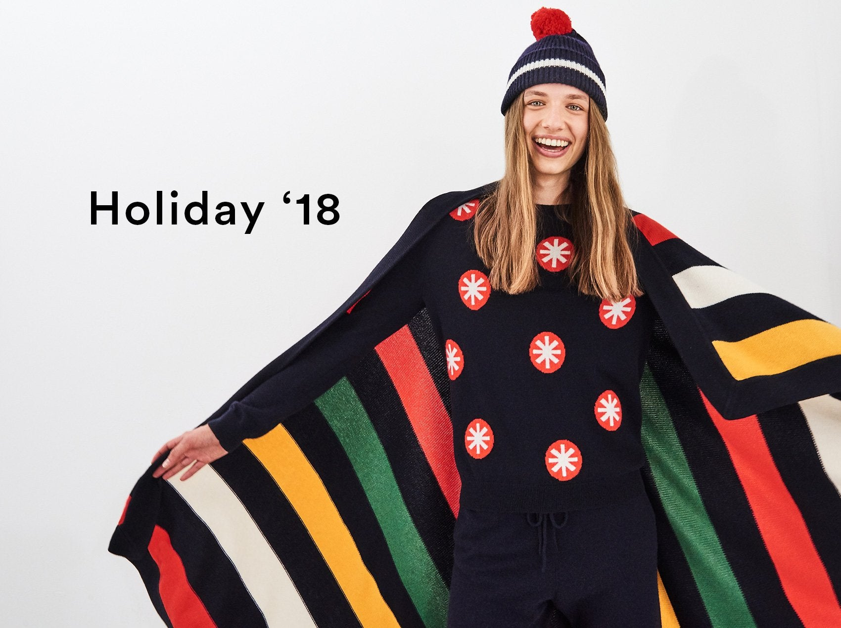 Chinti & Parker Holiday Lookbook