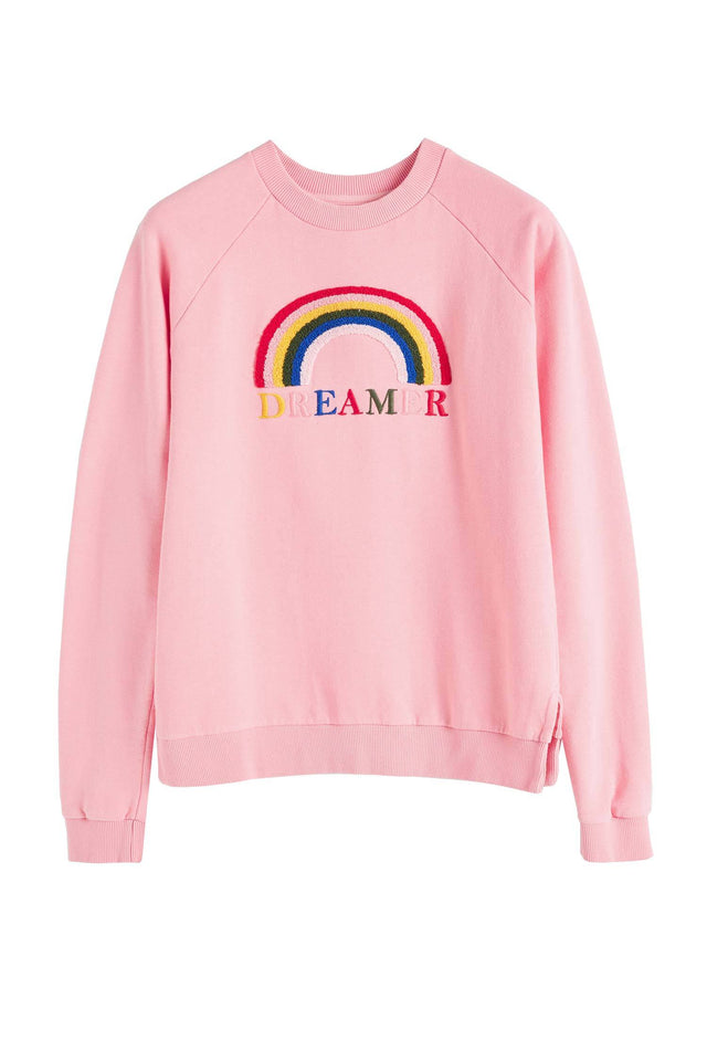 Pink Cotton Dreamer Sweatshirt image 2
