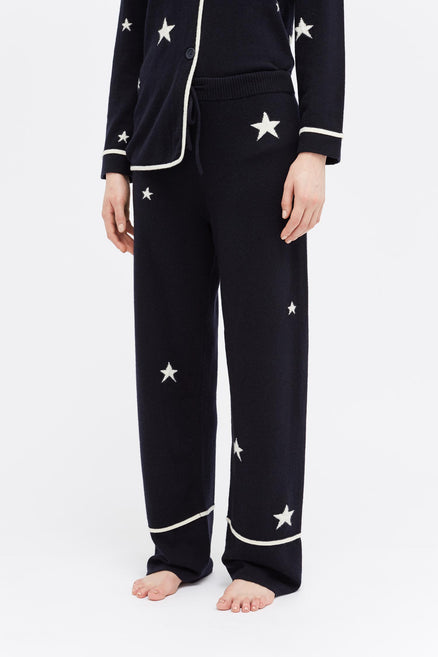 Star Cashmere Pyjama Bottom