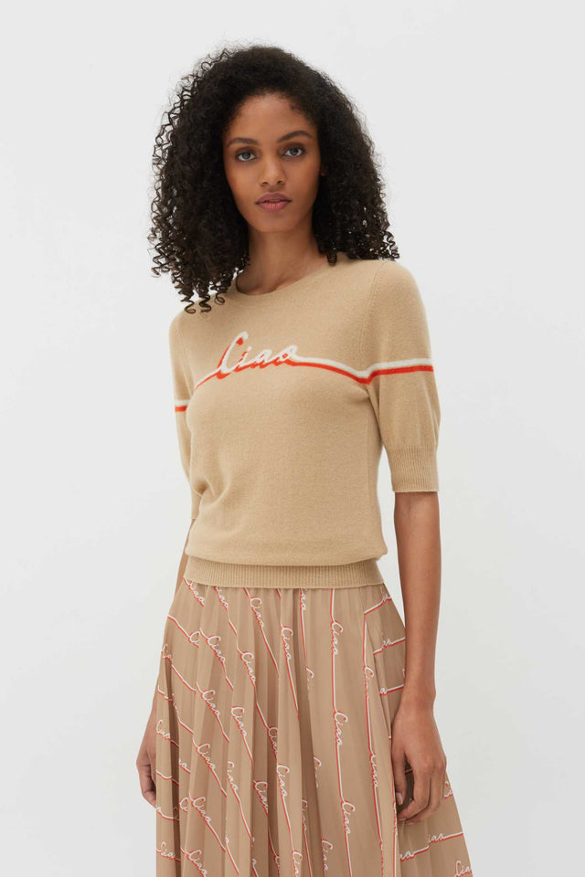 Biscotti Ciao Cashmere Tee image 1
