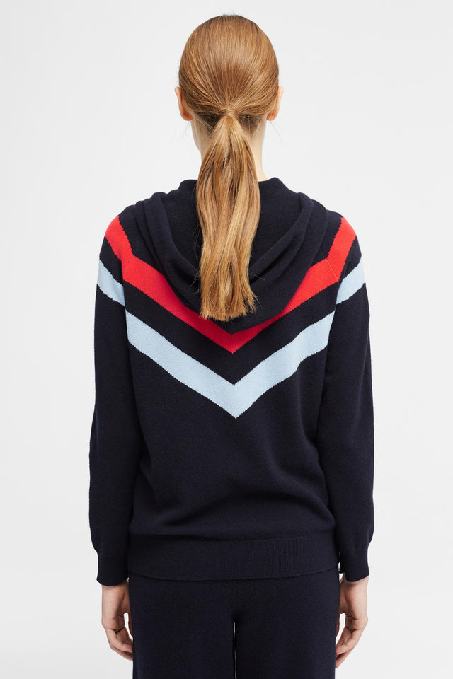 Navy Mexicano Hoodie image 5