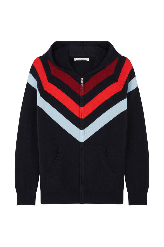 Navy Mexicano Hoodie image 2