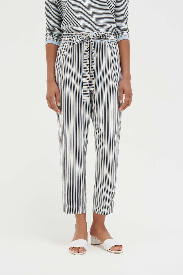 Ivory Midsummer Rosella Trousers image 1
