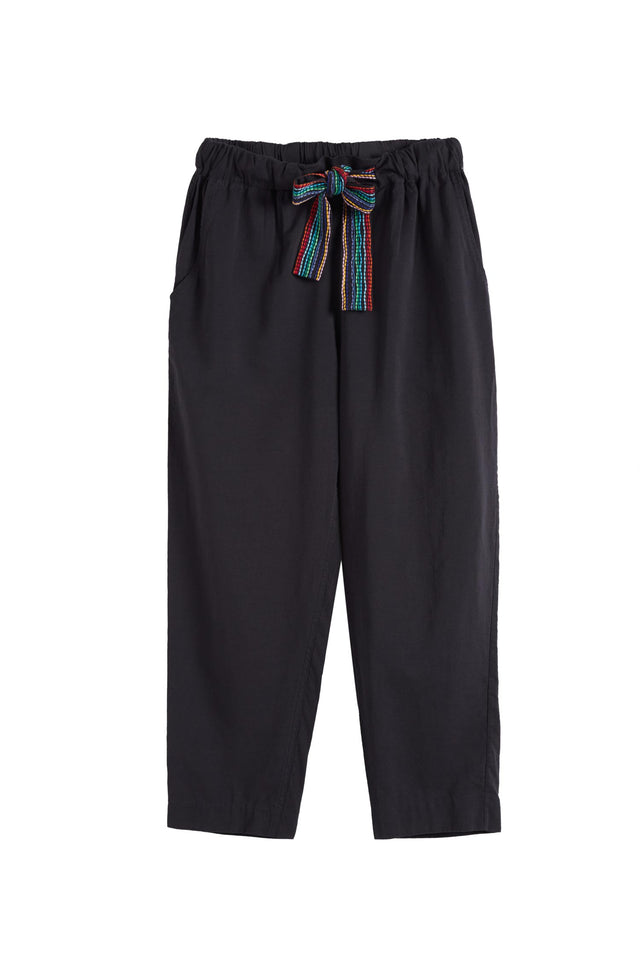 Navy Rainbow Rosella Trousers image 2