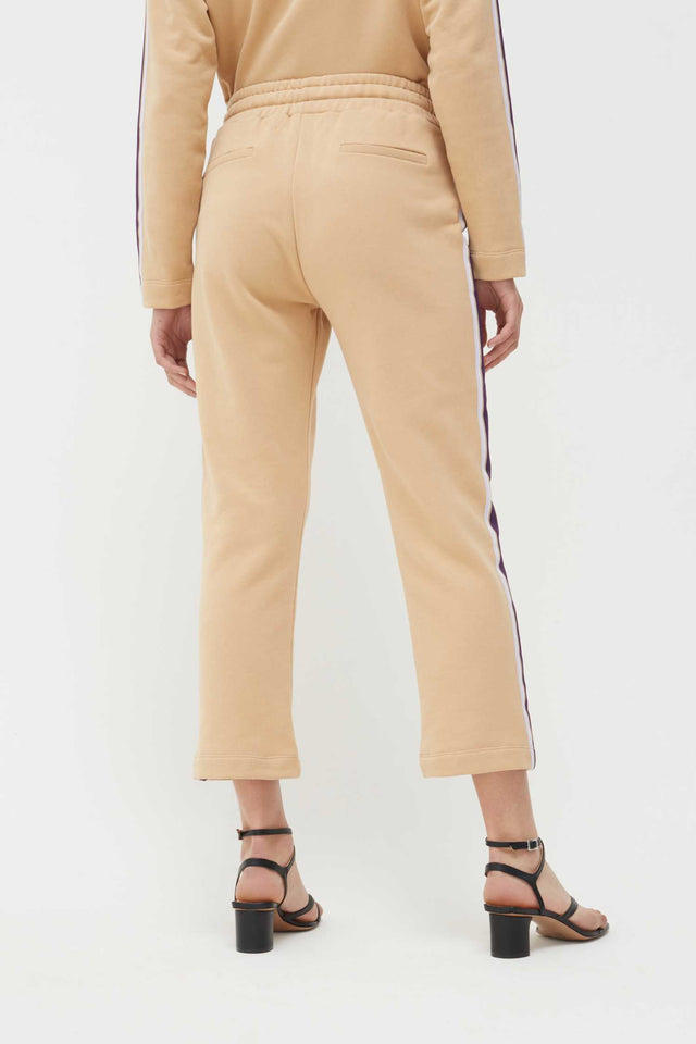 Biscotti Side Stripe Cotton Sweatpants image 2