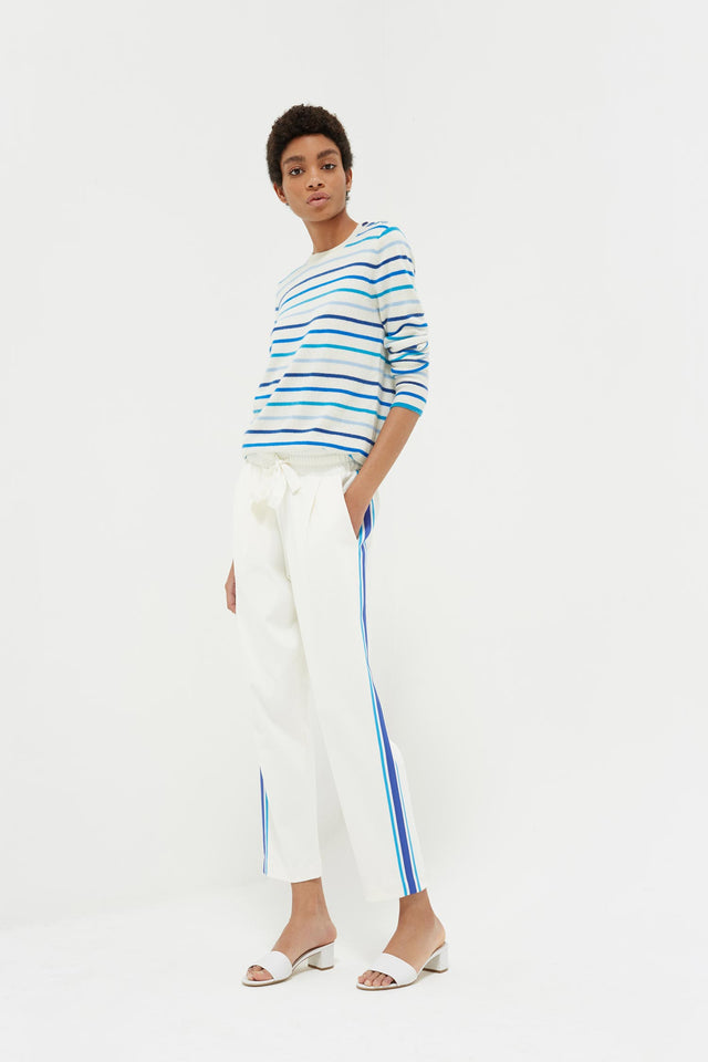 Off-White Side Stripe Sweatpants image 3