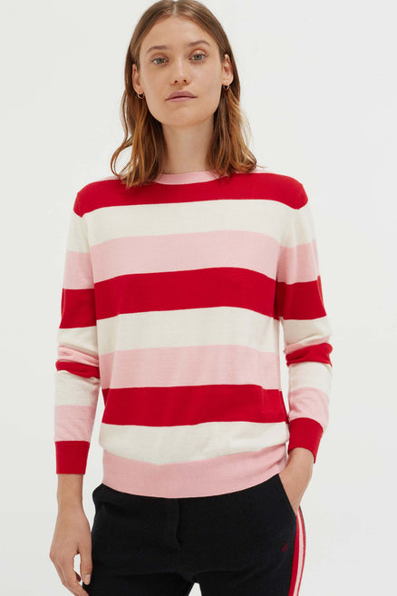 Pink Cashmere Day Dreamer Sweater