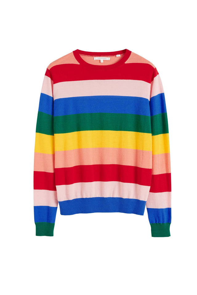 Rainbow Cashmere Day Dreamer Sweater image 2