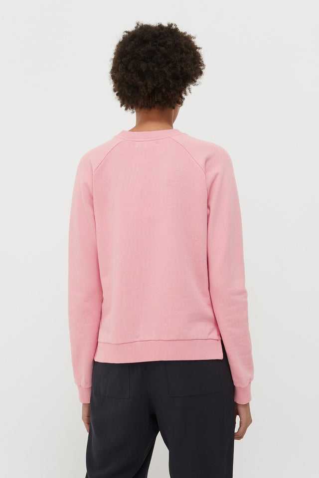 Pink Cotton Dreamer Sweatshirt image 5
