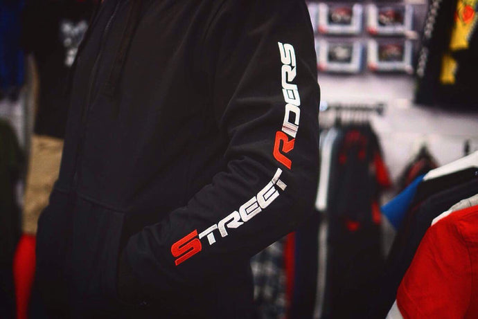 Street Riders now available in store at Forza, Melbourne