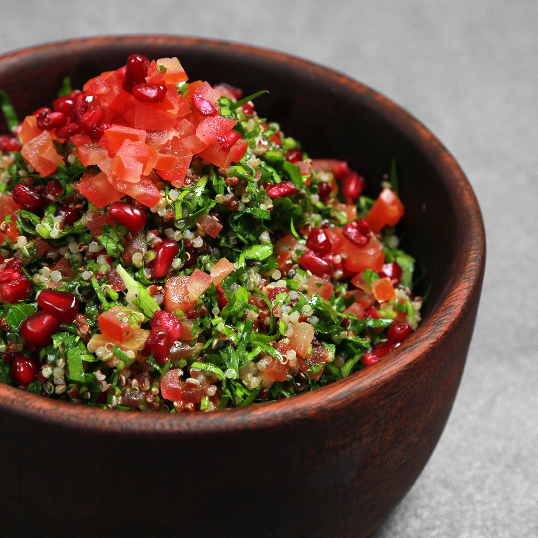 POMEGRANATE TABOULEH