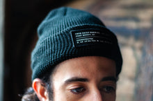 Load image into Gallery viewer, Beanie Toque - Black (Unisex)