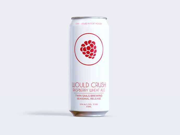 Would Crush - CURRENTLY SUSPENDED ONLINE STORE TO FOCUS ON TASTING ROOM OPENING