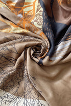 Load image into Gallery viewer, Woodland Stag Print Scarf