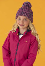 Load image into Gallery viewer, Amelia Girls Raincoat Pink