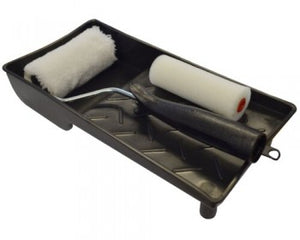 "4"" Paint Roller and Tray"