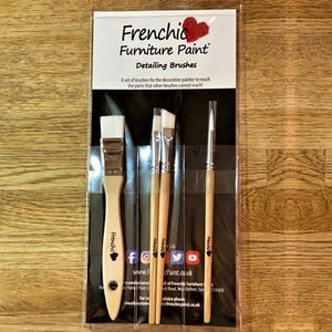 Frenchic detailing brushes