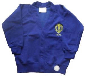 HCPS Cardigan Badged