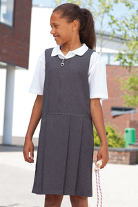 Lynton Pleated Pinafore