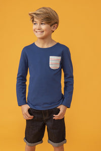 Noah Boys Cotton Top