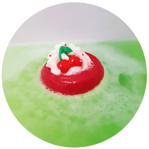Cherry on Top Bath Blaster 160g