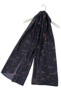 Astronomy Scarf
