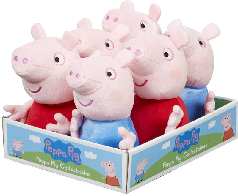 Peppa Pig Collectable Plush
