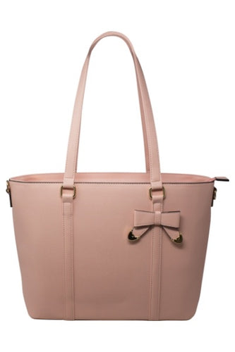 Fab Bow Shopper Bag
