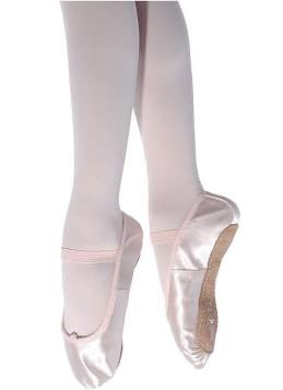 Satin Ballet Shoes infant And junior