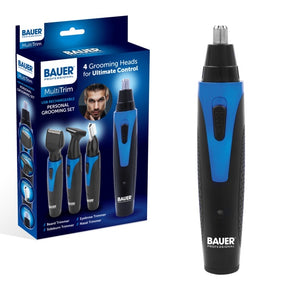 Bauer Rechargeable Multi Function Trimmer