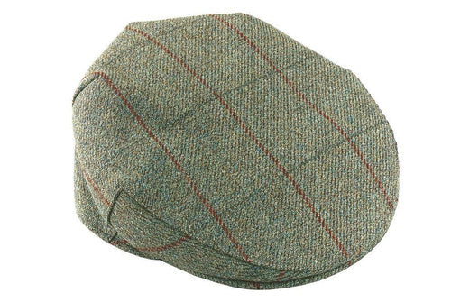 Bonart Foxhound Tweed Cap 7 3/8 XL
