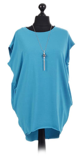 Selina Sleeveless Top and Necklace