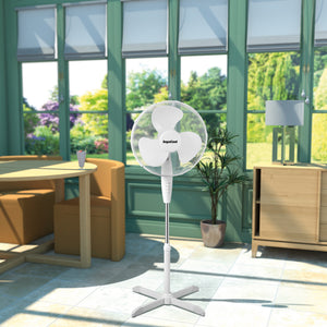 Supacool Osillating Stand Fan 16""