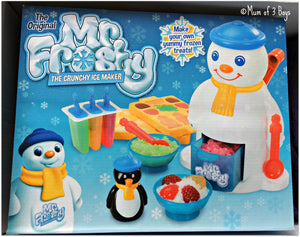 Mr Frosty The Crunchy Ice  Maker