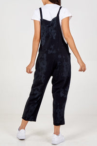 Amber Tie Dye Dungarees