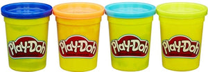 Play-Doh Basic colours assorted