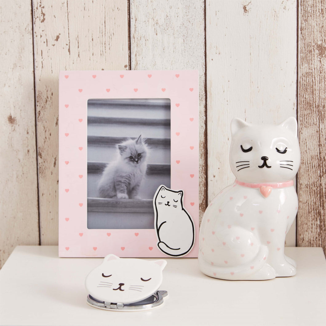 Cutie cat moneybox