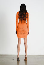 Load image into Gallery viewer, YS405 PERFORATED DRESS
