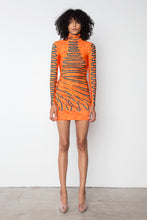 Load image into Gallery viewer, YS402 TURTLENECK DRESS