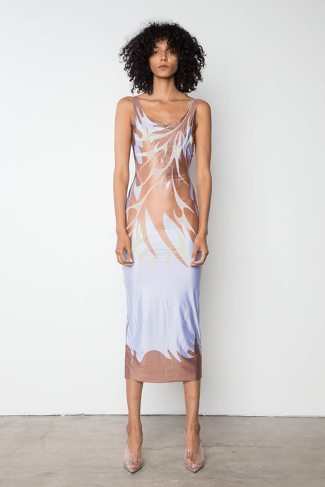 YS401 SLEEVELESS DRESS