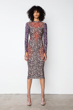 Load image into Gallery viewer, YS400 LONG SLEEVE DRESS