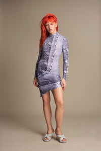 YS402 ORBIT CITY DRESS