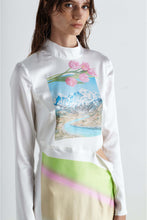 Load image into Gallery viewer, YS418 PEEL DRESS ALPINE
